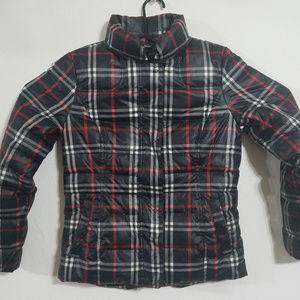 Tommy Hilfiger Womens Medium Down Puffer Jacket